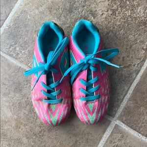 Lotto youth soccer or softball cleats size 12